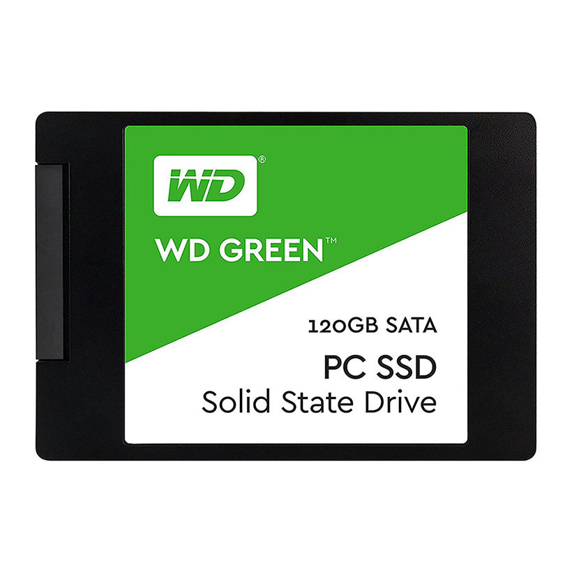 Ổ cứng SSD WD Green WDS120G2G0A 120GB 3D-NAND