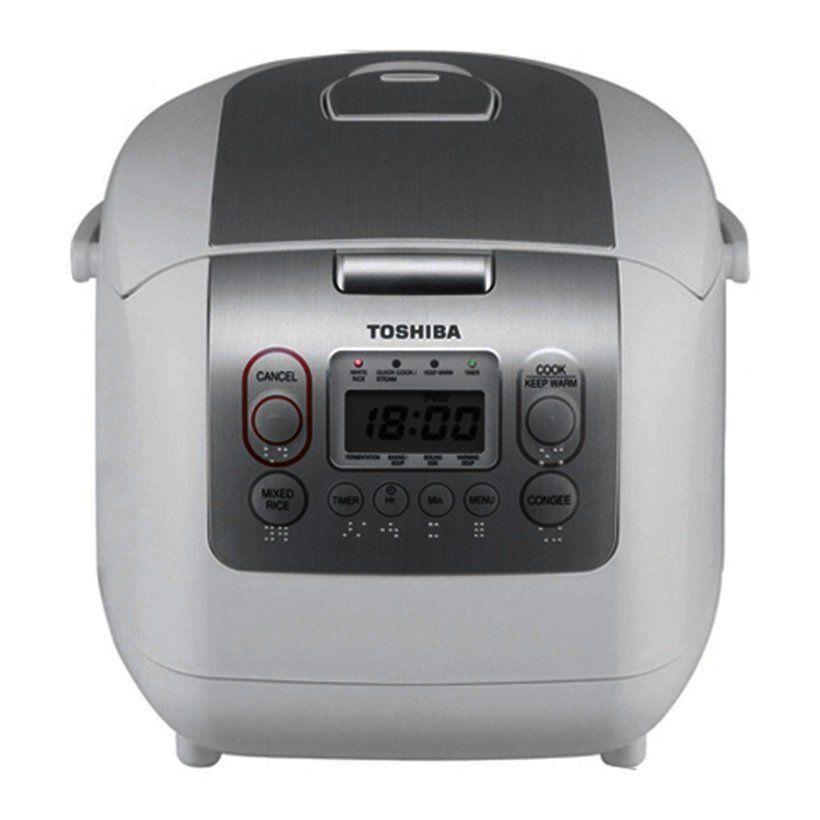 Nồi cơm điện tử Toshiba RC-10NMF(WT)A 1L