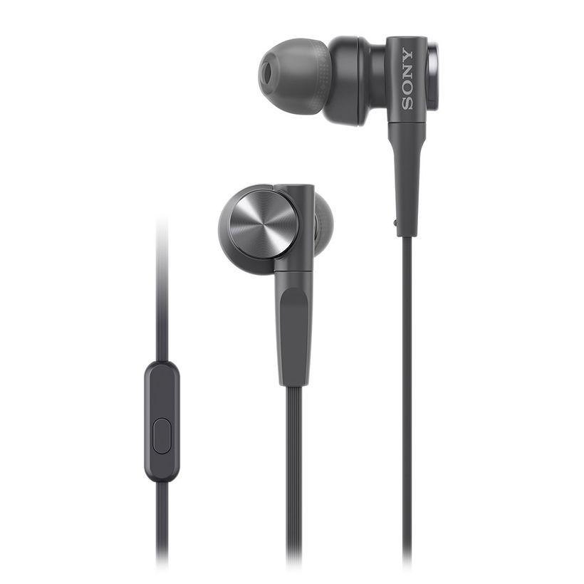 Tai nghe Sony MDR-XB55AP (Đen)