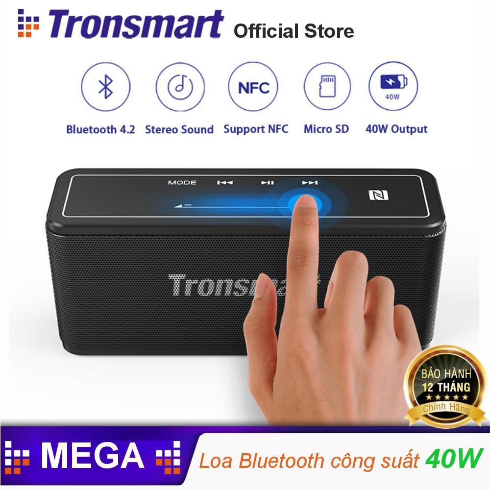 Loa Bluetooth công suất 40W, Pin 15h TRONSMART Element Mega