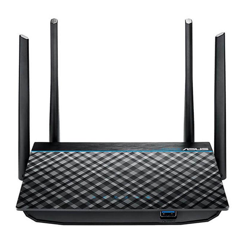 Thiết bị phát wifi Asus RT-AC1300UHP (Đen)