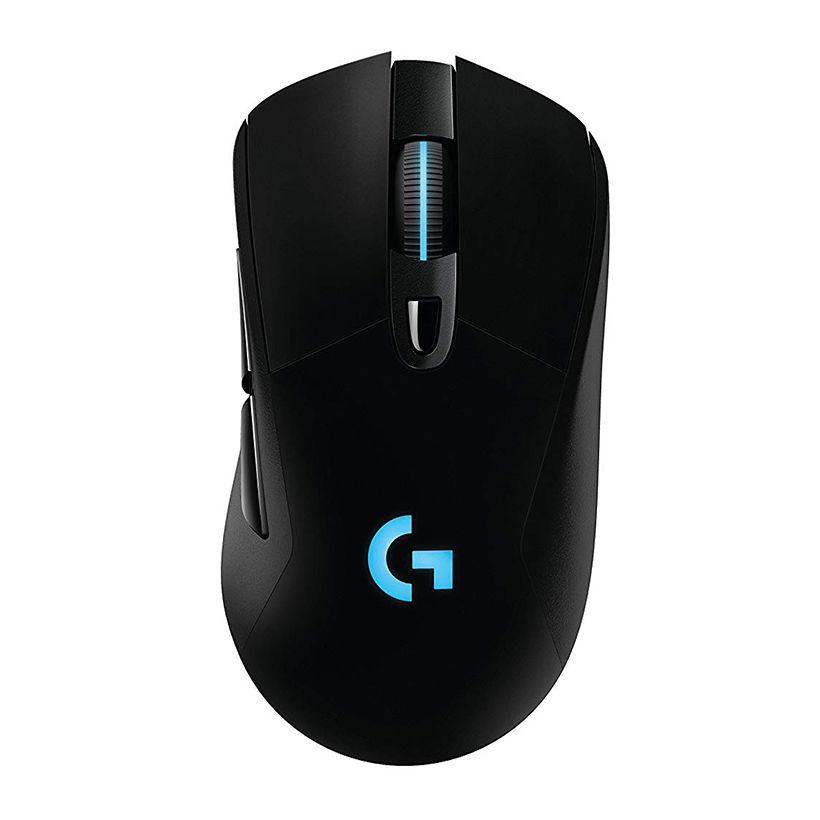 Chuột game không dây LightSpeed Logitech G703 (Đen) - Hãng phân phối chính thức