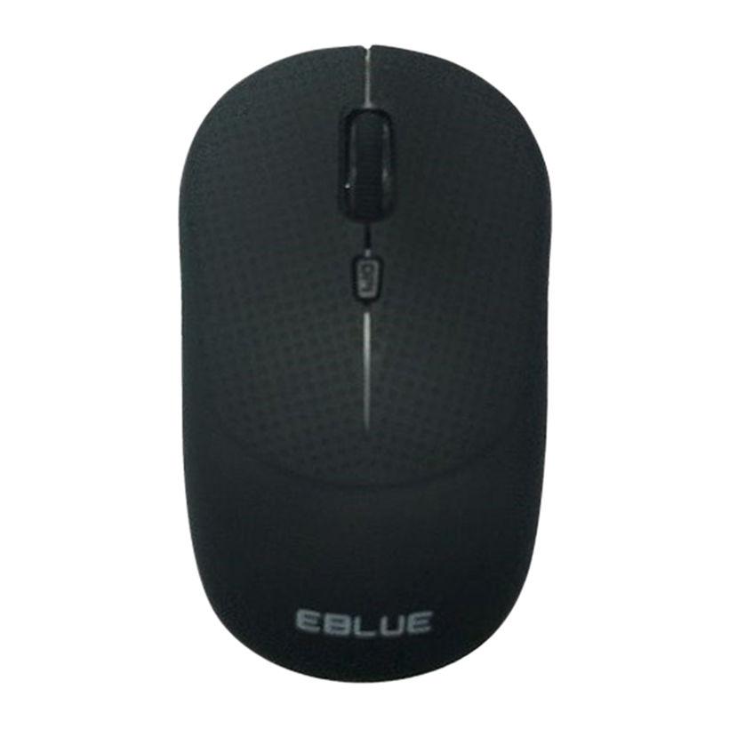 Chuột không dây E-Blue EMS816B (Đen)