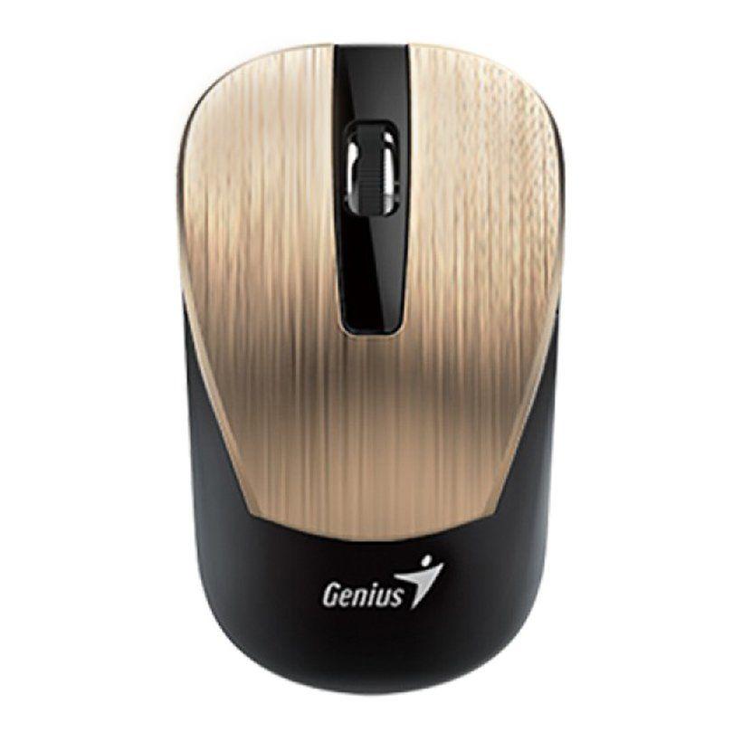 Chuột không dây Genius NX 7015 (Gold)