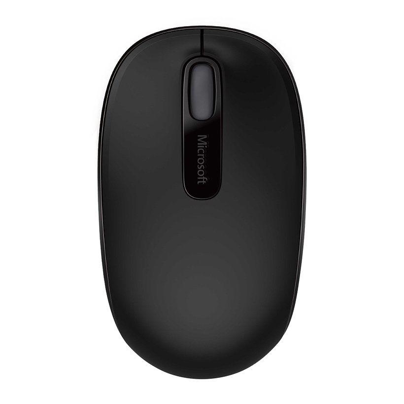 Chuột không dây kết nối USB Microsoft 1850 Đen