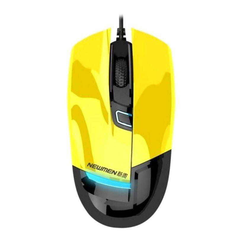 Chuột máy tính Newmen G10 Vàng