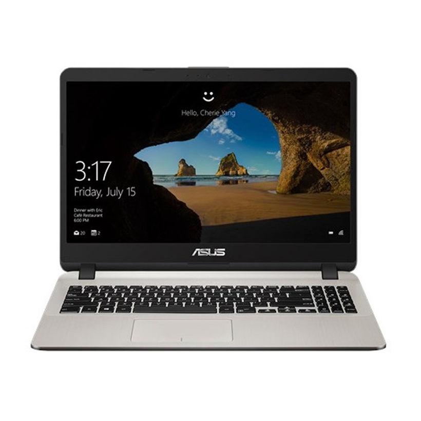 Laptop Asus X507MA-BR069T 15.6 inches Vàng (Hàng chính hãng)