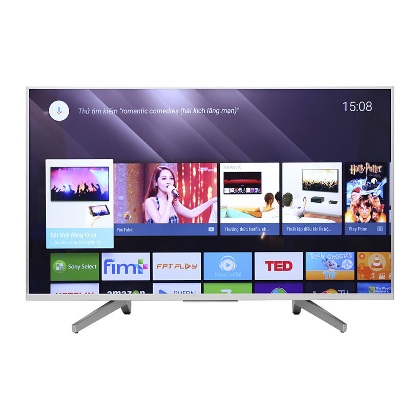 Android TV 4K UHD Sony 55 inch 55X8500F/S