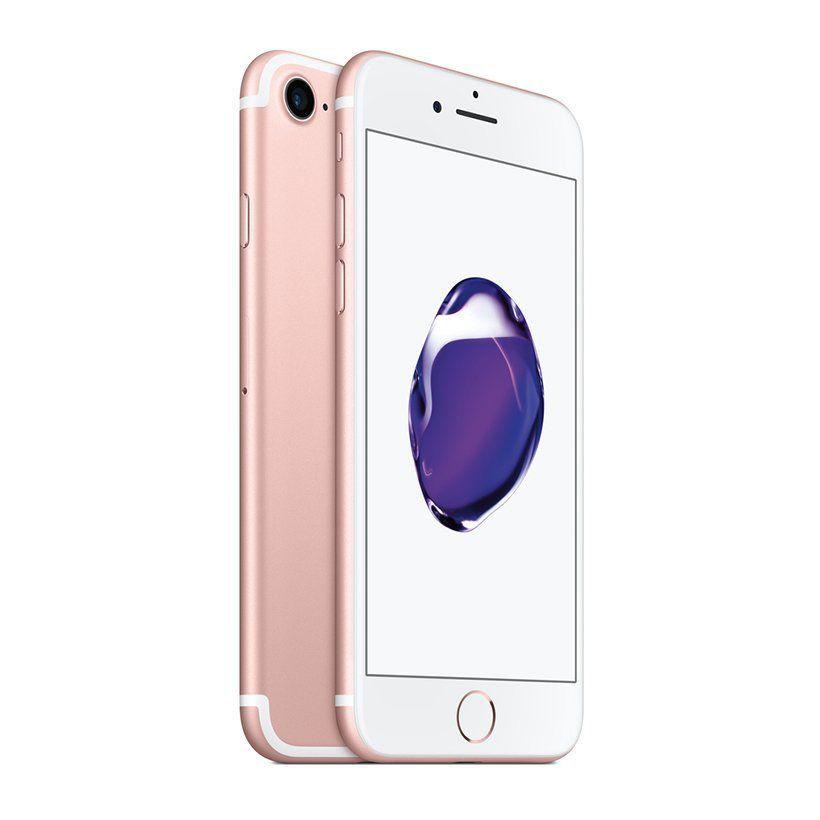 Apple iPhone 7 128GB Vàng hồng (Hàng nhập khẩu)