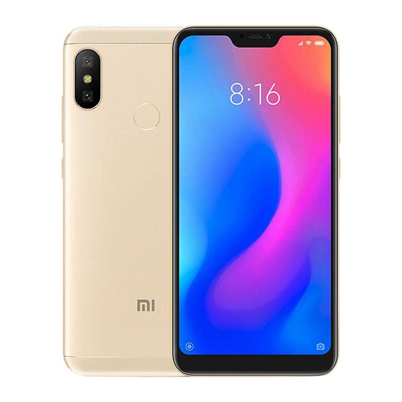 Điện thoại di động Xiaomi Mi A2 Lite 3GB/32GB Vàng (Hàng chính hãng)