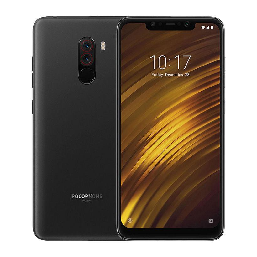 Điện thoại di động Xiaomi Pocophone F1 6GB/64GB Đen (Hàng chính hãng)