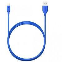 Dây Cáp Sạc Lightning Cho iPhone Anker PowerLine 1.8m - A8112 - Hàng Chính Hãng