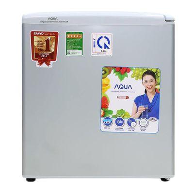 Tủ lạnh 1 cánh Aqua AQR- 55AR (SS), 50 lít