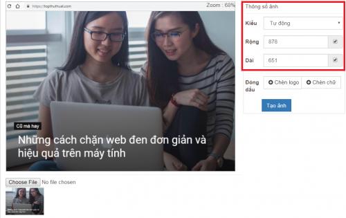 3 công cụ chuyên nghiệp giúp chèn chữ vào ảnh online 22