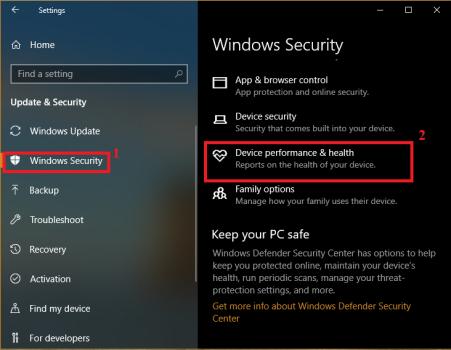 khôi phục cài đặt gốc Windows 10 hiệu quả