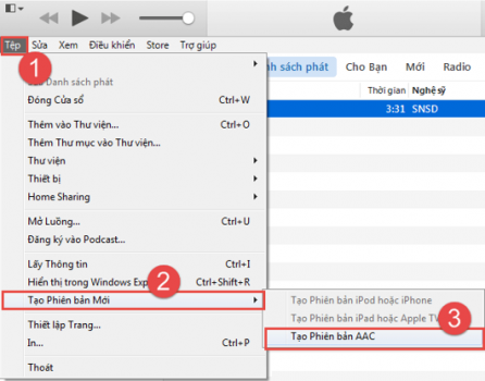 set ringtones for iPhone on Windows