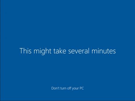 cài đặt windows 10 bằng usb