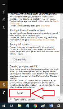 tắt Cortana trên Windows 10