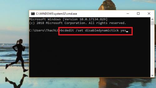 Windows 10 tự khởi động lại sau khi tắt máy