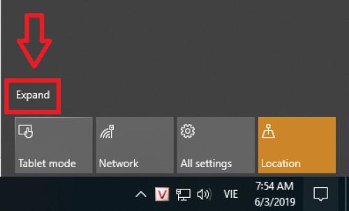 6 cách sửa lỗi màn hình không xoay hoặc xoay tùy tiện trên Win 10