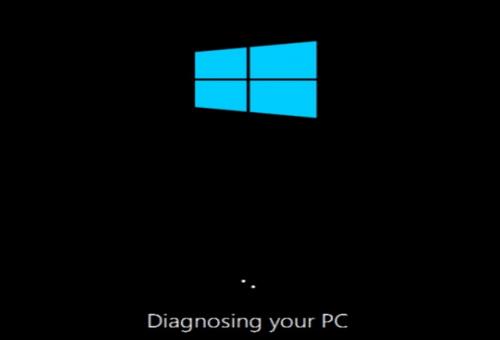 Windows 10 bị treo khi khởi động