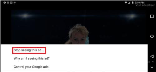 chặn quảng cáo triệt để