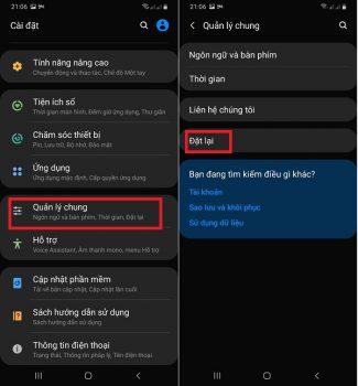 không gửi được tin nhắn sms android