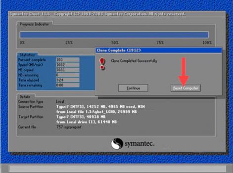 Hướng Dẫn Cách Ghost Win 10 Trực Tiếp Vào Ổ SSD Trên Windows 34