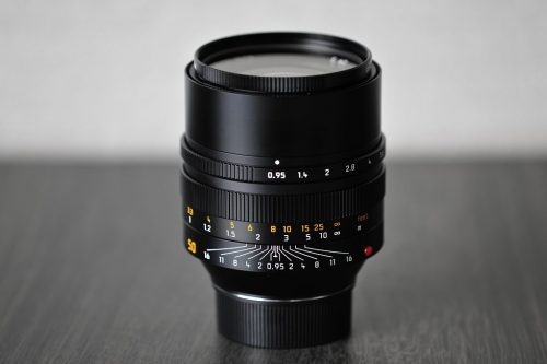 Leica Noctilux f/0.95