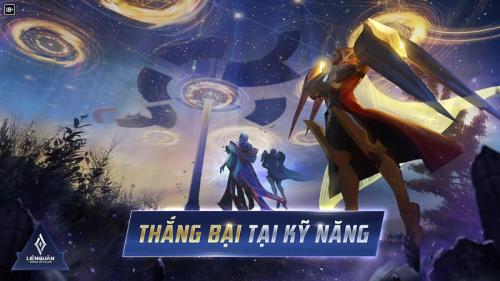 game Liên Minh Huyền Thoại trên Mobile