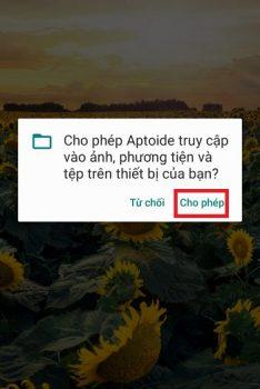 cài đặt trình chặn quảng cáo trên android