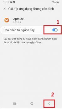 chặn quảng cáo bằng ứng dụng trên điện thoại