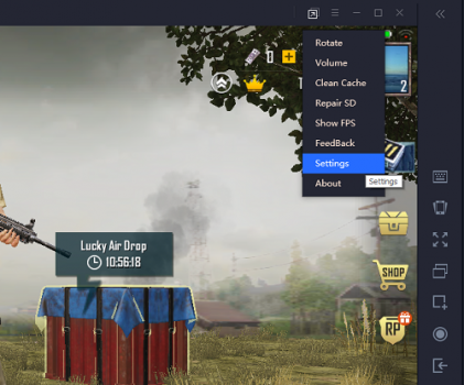 cai dat chat luong hinh anh cho pubg mobile