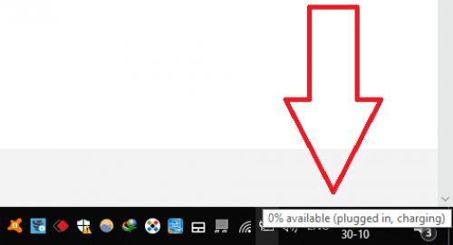 Lỗi laptop báo sạc pin nhưng không vào điện