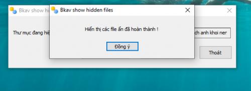 khoi phuc file bi an do virus