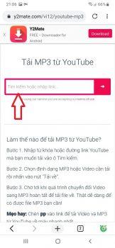 công cụ y2mate tách nhạc video youtube online