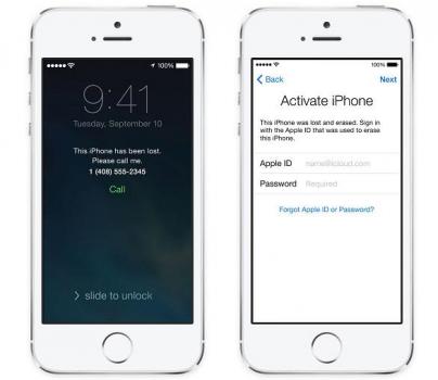 tính năng bảo mật của Apple