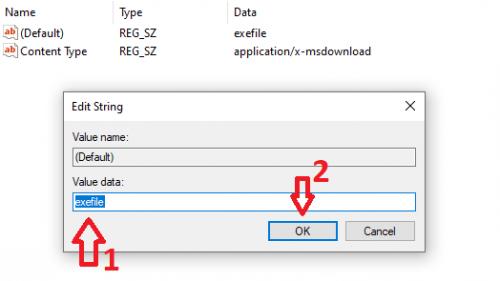 sửa lỗi không cài đặt được chương trình trên windows