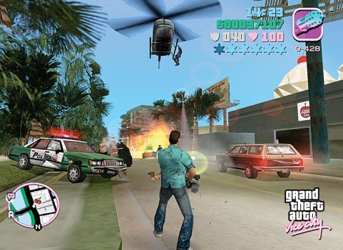 Game offline kinh điển cho máy tính GTA: Vice City
