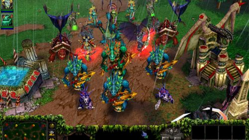 game offline hay cho máy tính Warcraft