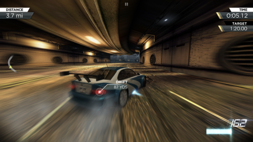 game chiến thuật Need For Speed: Most Wanted hay cho máy tính
