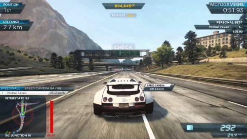 game đua xe đường phố hay nhất trên máy tính