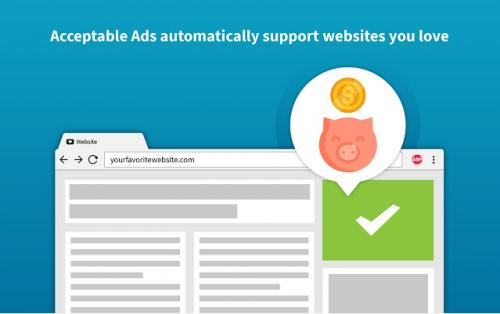 bỏ chặn quảng cáo tiện ích bỏ chặn quảng cáo AdBlock Plus