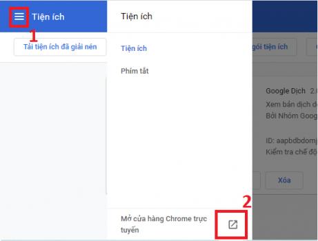 Cài đặt AdBlock Plus trên Chrome