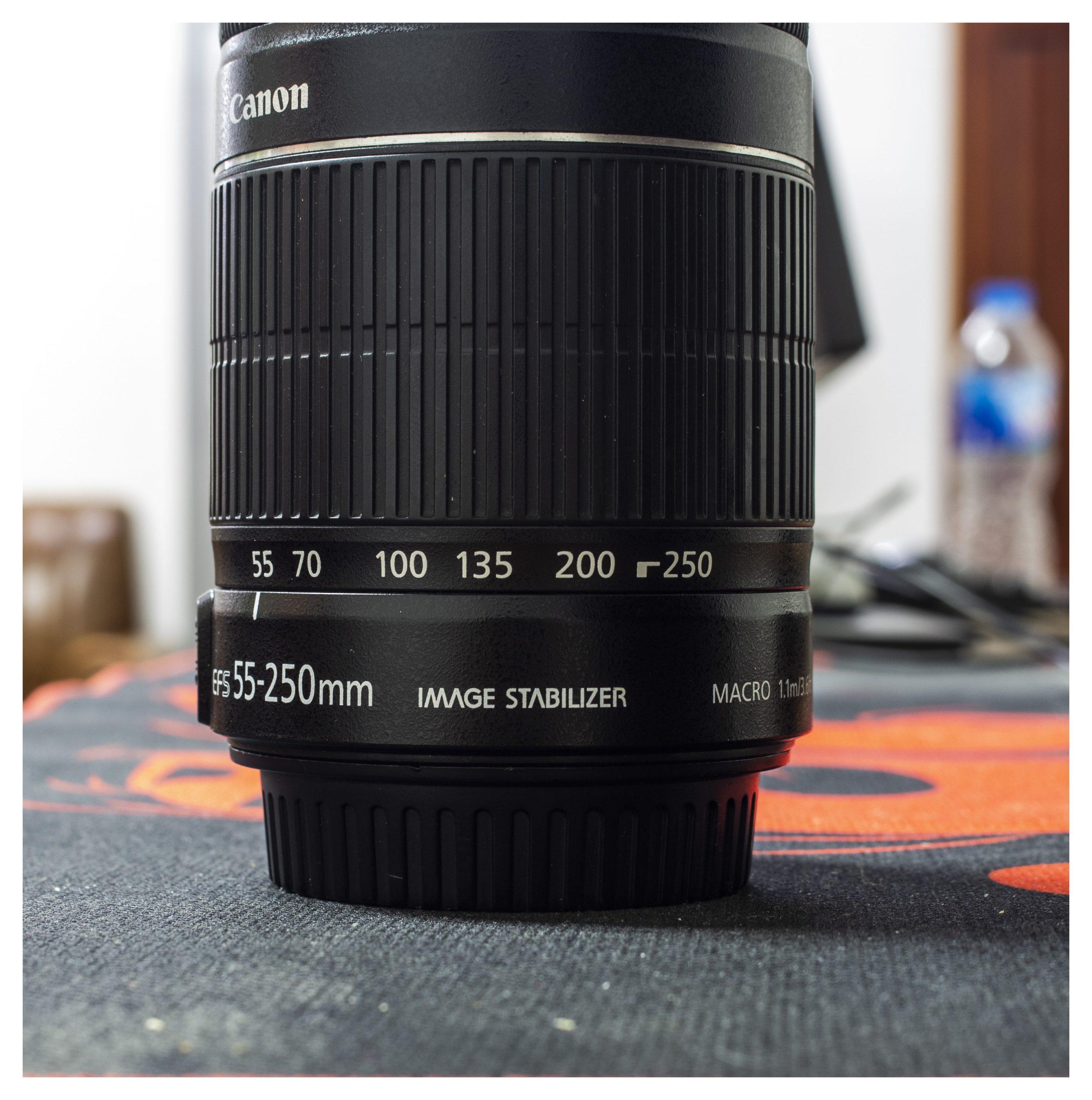 Công nghệ chống rung được trang bị cho các lens zoom