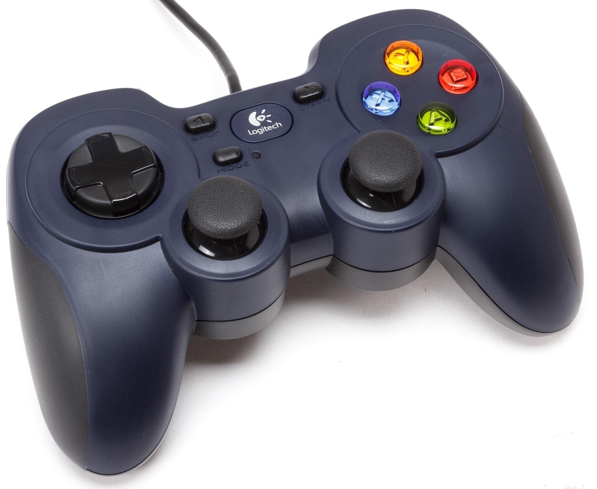 Tay cầm Gaming Logitech F310