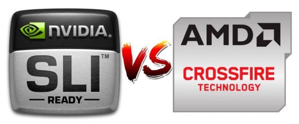 Nvidia SLI vs AMD Crossfire