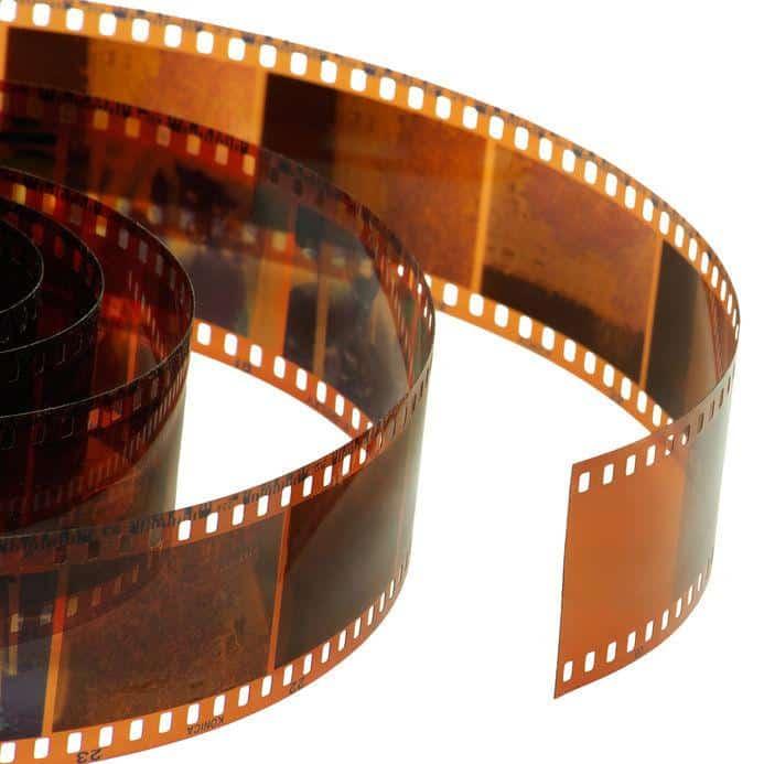 Cuộn film âm bản 35mm