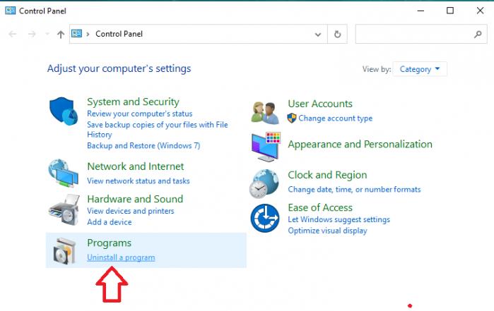 Gỡ cài đặt OneDrive khỏi máy tính Windows 10 Home