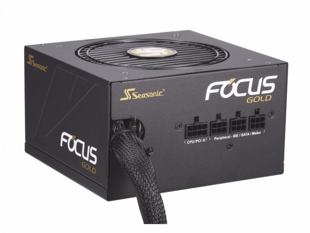 SeaSonic Focus FM-450 450W